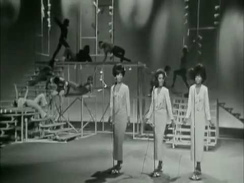 The Supremes - Baby Love (Live at T.A.M.I Show)