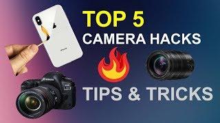 Top 5 Camera Hidden Secrets Tips & Tricks