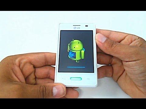 Hard Reset LG Optimus L3 2 E425f, E435f, E470f, E475, E415, Como Formatar, Desbloquear, restaurar