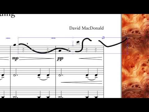 Graphic Notation Workflow with Sibelius and Adobe Illustrator