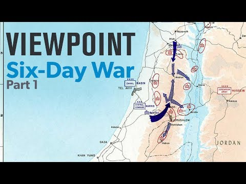 Six-Day War: 50th Anniversary with Elliott Abrams | VIEWPOINT