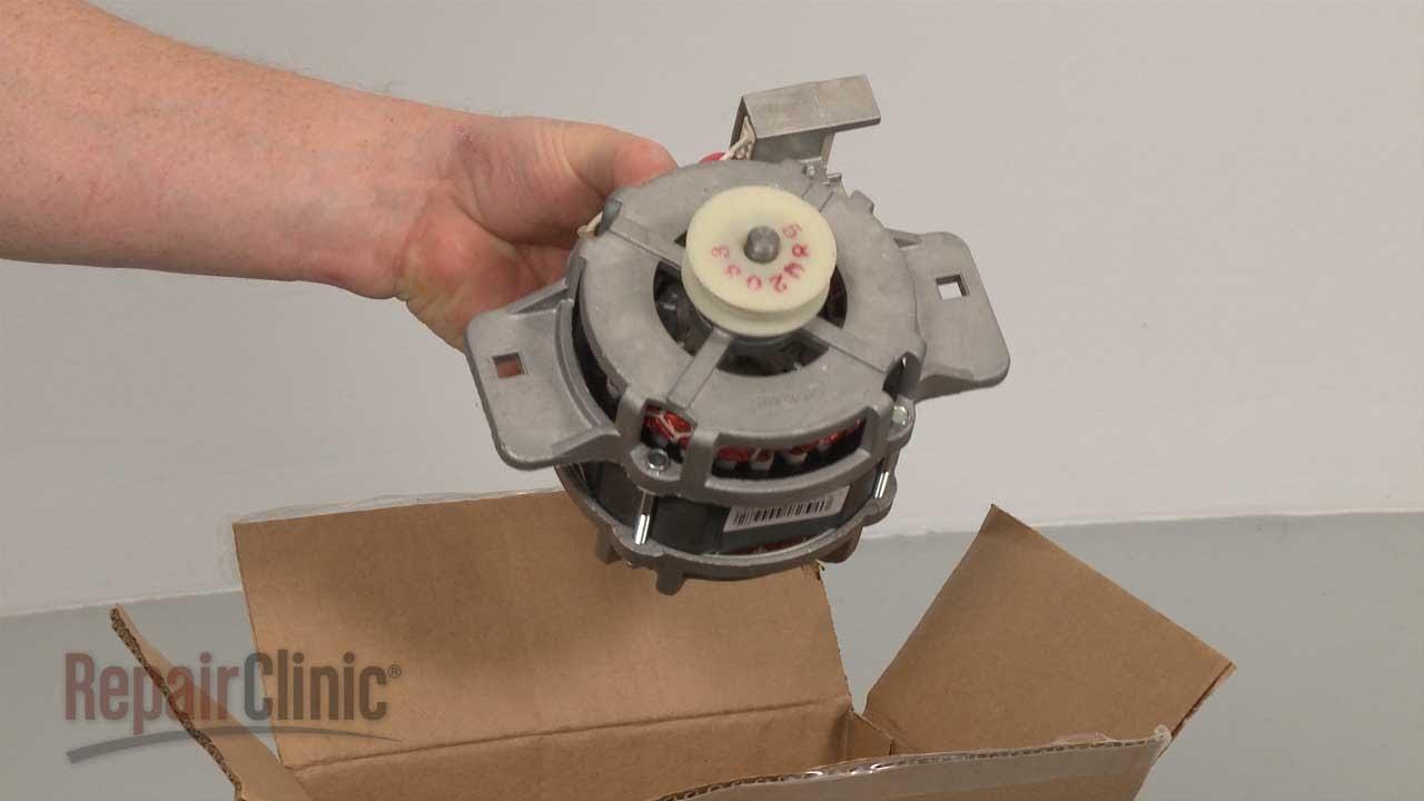 Whirlpool Top Load Washer Drive Motor W10006415 Youtube