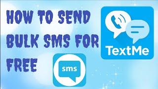 SEND BULK SMS FOR FREE 2021 screenshot 4
