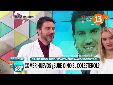 Doctor Soto: ¿El huevo sube el colesterol? | Bienvenidos