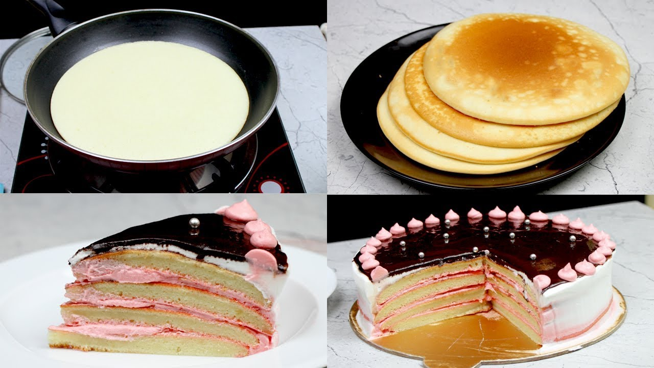 4 Easy Birthday Cake Recipe Without Oven