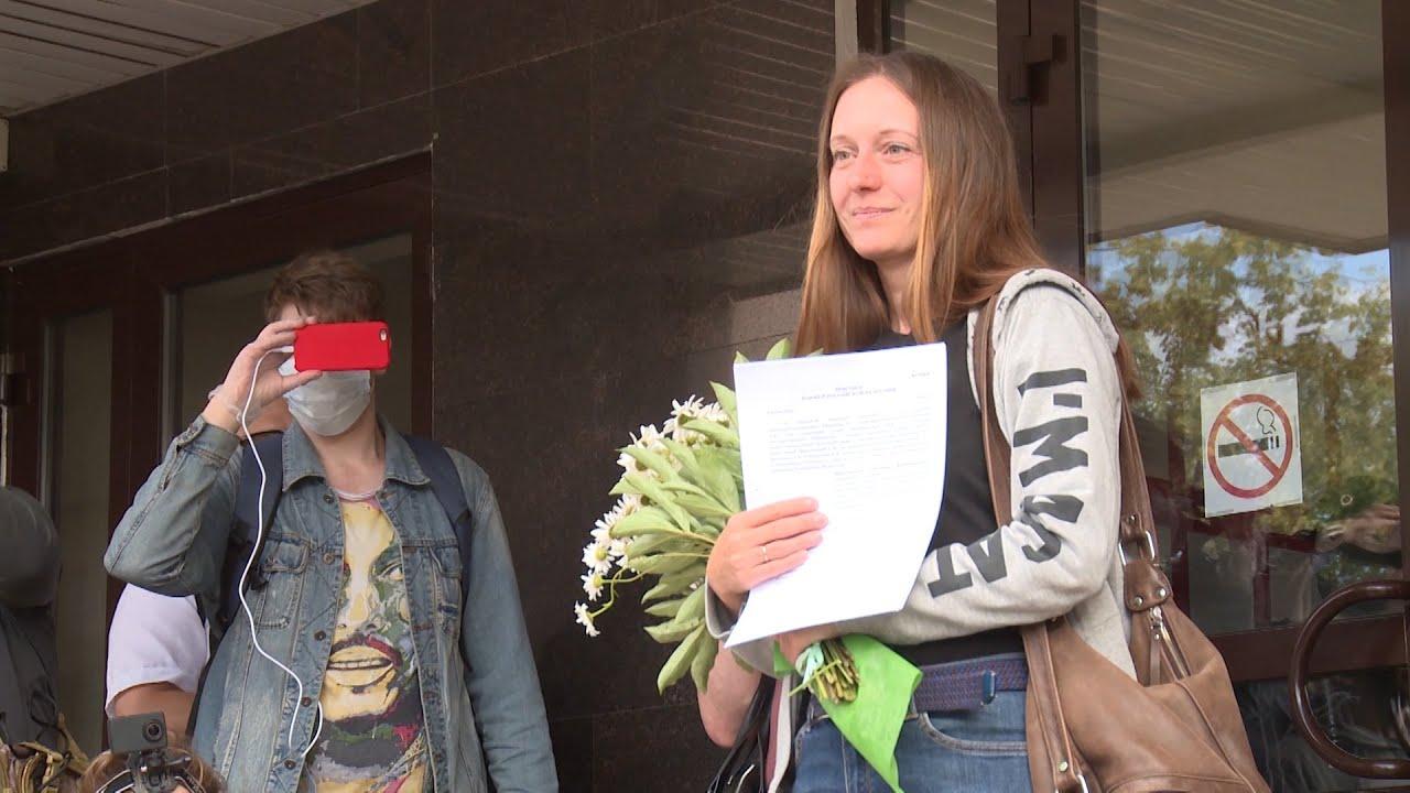 Russian Journalist Avoids Prison, Will Appeal Guilty Verdict