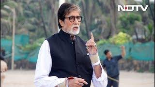 12-Hour Cleanathon With Amitabh Bachchan - Banega Swachh India #Mere10Guz