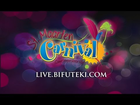 Jouvert @ St Maarten Carnival 2013