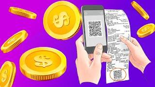 Лучшие приложения кэшбэка за сканирования чеков screenshot 3