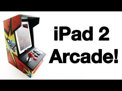 Ion ICADE Arcade Cabinet For IPad & IPad 2