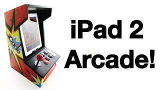 Ion iCADE Arcade Cabinet for iPad & iPad 2 thumbnail