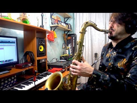 NO MAN NO CRY (Jimmy Sax Version) Daniele Vitale [Sax Tenore]