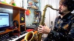 NO MAN NO CRY (Jimmy Sax Version) Daniele Vitale [Sax Tenore]