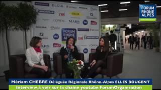 Forum Rhône-Alpes 2017 : ITW ELLES BOUGENT