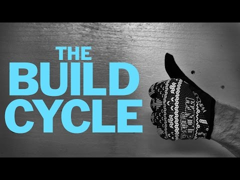Build Cycle interviews Handup Gloves