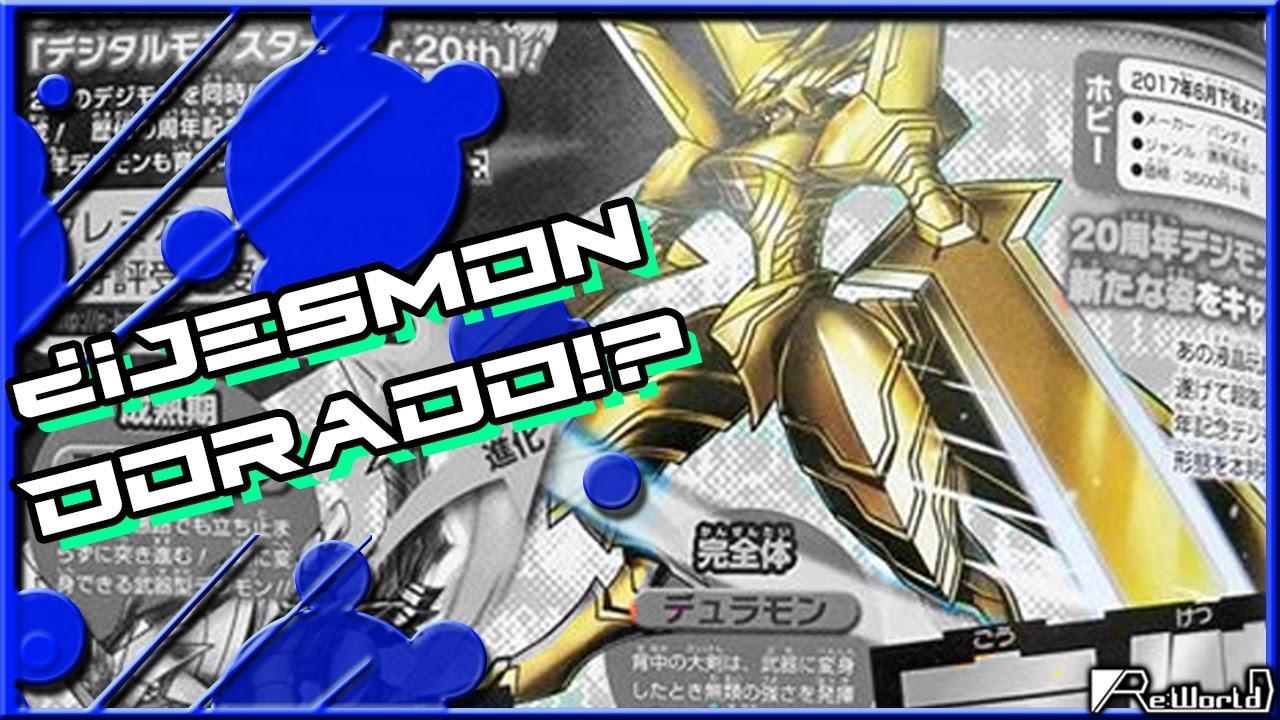 Digimon Noticias Jesmon Dorado Universe Next Order Y Tri Youtube Next order (2017)   yuramon. digimon noticias jesmon dorado universe next order y tri