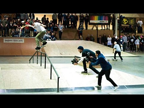 Sheckler & The Boys Drop a Skate Demo in Detroit
