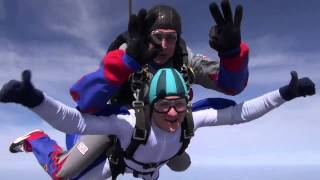 видео SkyDive в Дубае: где прыгнуть с парашютом, цена, описание