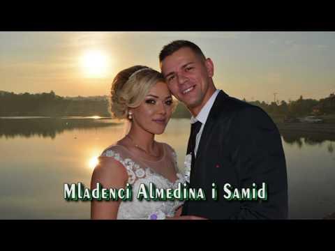 Svadba Almedina i Samid  (1) dio Bare-Ćenda 13-10-2018.Muz Jusufović, Lekyi i  Meki Asim Snimatelj