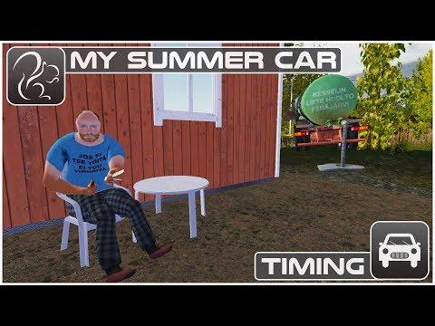 My Summer Car - Timing