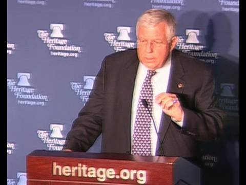How Can We Pay for Healthcare Reform? - Mike Enzi