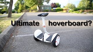 Video A week with the Ninebot by Segway miniPRO (first impressions & review) download MP3, 3GP, MP4, WEBM, AVI, FLV Oktober 2018