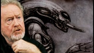 Video Ridley Scott Reflects on H.R. Giger's Monster in 2018 download MP3, 3GP, MP4, WEBM, AVI, FLV Agustus 2018