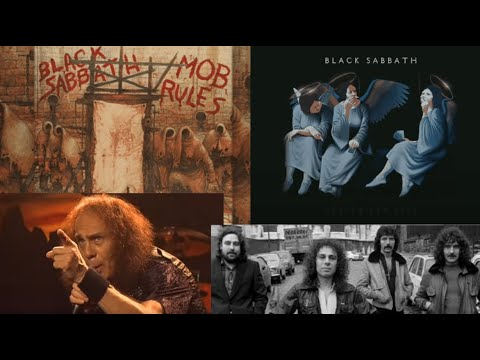 """Black Sabbath to release Deluxe editions of """"Heaven And Hell"""" and """"Mob Rules"""" ...!"""