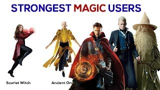 Strongest Wizards in the Universe