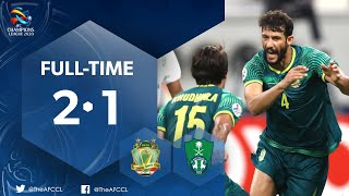 #ACL2020 : AL SHORTA (IRQ) 2 - 1 AL AHLI (KSA) : Highlights