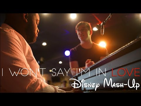I Wont Say Im in Love  Disney MashUp  Thomas Sanders