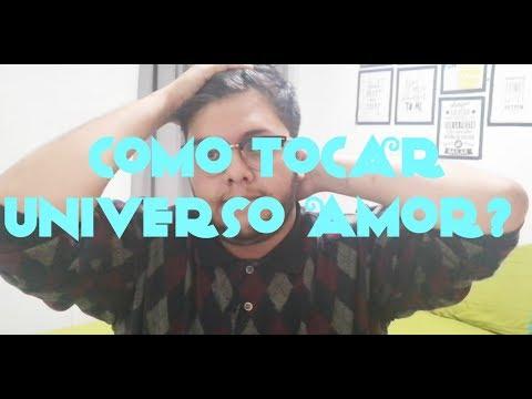 Universo Amor - Playa Limbo | Tutorial Ukulele By Ixma Pop ⭐