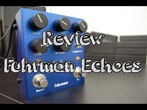 Fuhrmann Echoes Review Demonstração