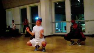 Ke$ha - Take It Off Choreography by: Dejan Tubic