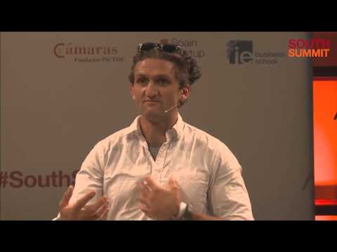 South Summit 2015 - Casey Neistat - Distribution Rules – Emerging channels & Engaging new audiences