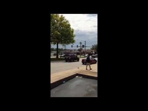 GRAPHIC: Witness video of deadly St. Louis police shooting