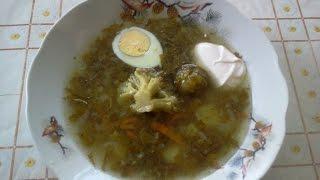 видео Вкусный суп: легкий, овощной, куриный, какой вы только пожелаете