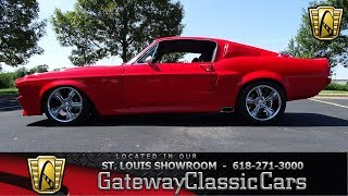 #7424 1967 Ford Mustang - Gateway Classic Cars of St. Louis