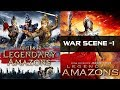 Legendary Amazons 2011 War Scene -1   Jackie Chan   Action-Adventure Film   IOF