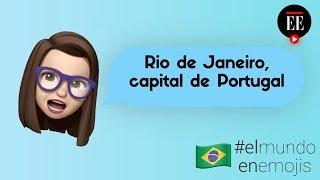 Las curiosidades que no sabía sobre Brasil | El mundo en emojis | El Espectador