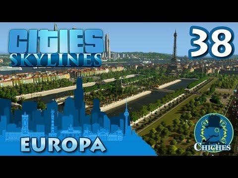 Cities Skylines - Europa - #38 en español