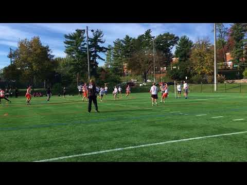 University of Virginia Quidditch vs University of North Carolina at Chapel Hill