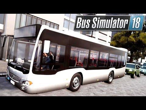 W Roli Kierowcy Autobusu | Bus Simulator 18 (#1)