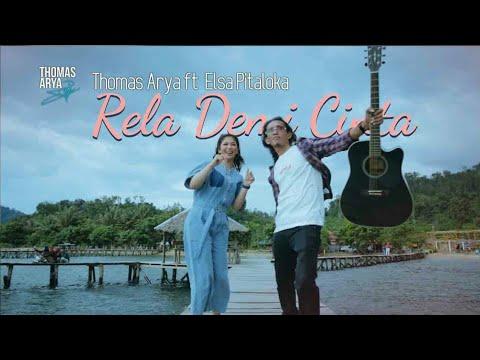 rela-demi-cinta---thomas-arya-feat-elsa-pitaloka.-lagu-slow-rock-terbaru.-official-music-video.