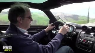 TEST DRIVE  PAGANI ZONDA 760RS