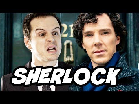 Sherlock Season 4 Episode 2 Easter Eggs - Benedict Cumberbatch Is Back