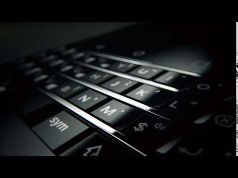 """BlackBerry """"Mercury"""" Keyboard Teaser"""