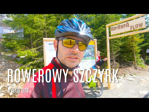 Szczyrk - nowe tresy rowerowe Hip Hopa i Otik