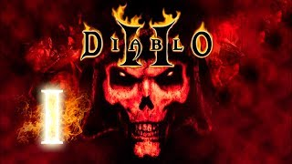 Diablo 2 - Lord of Destruction Прохождение #1 Amazon Normal 1-3 Act