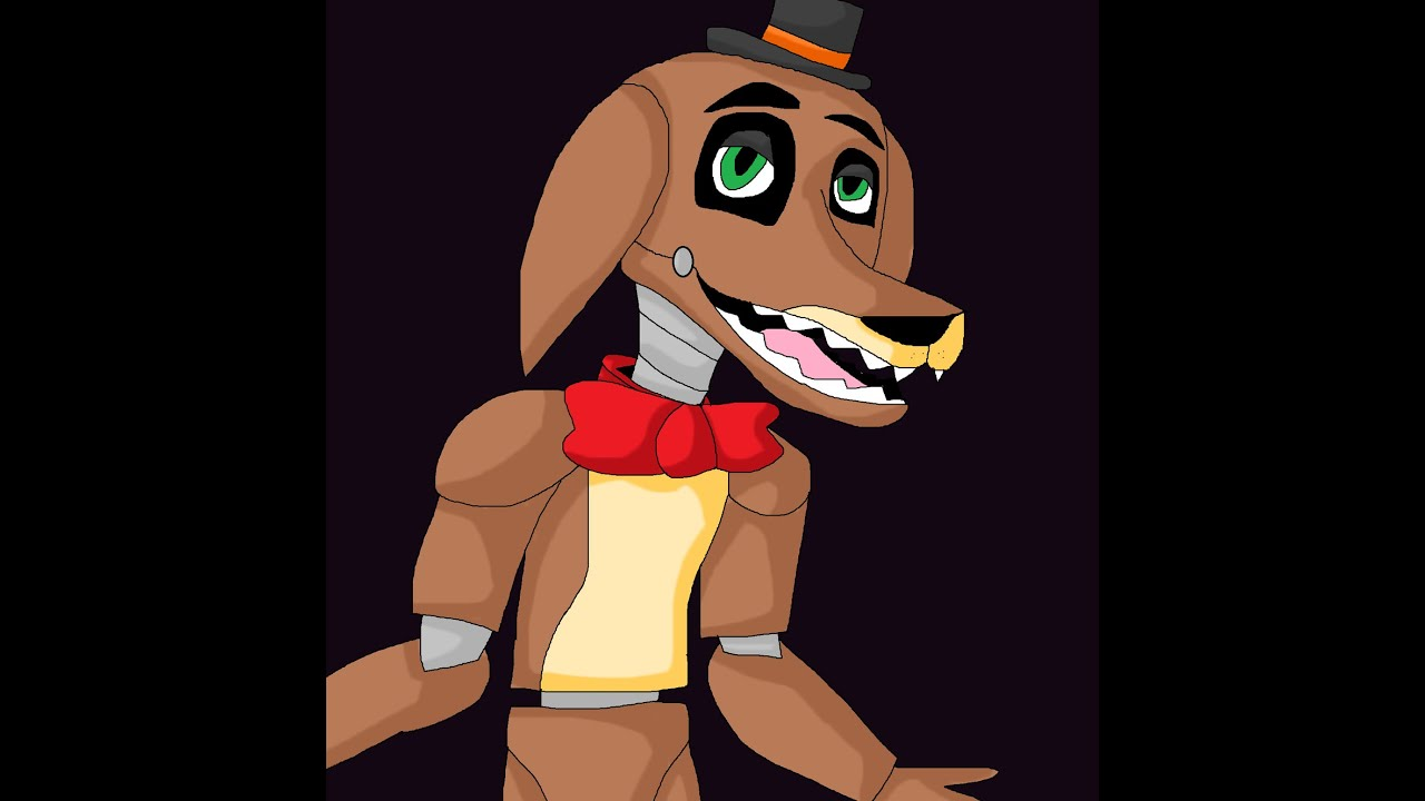Roblox roleplay fnaf sparky the dog youtube